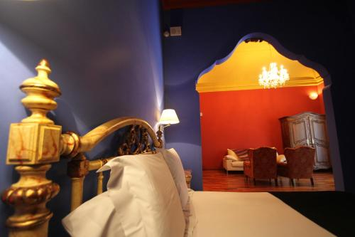 Junior Suite Hotel de la Moneda 6
