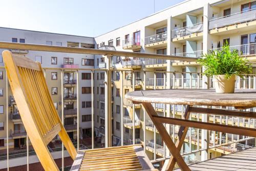 DnD Apartments Keleti Railway Station photo 27