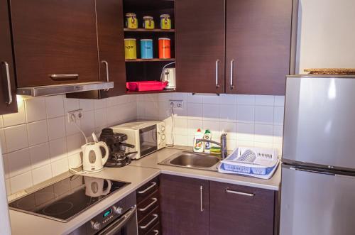 DnD Apartments Keleti Railway Station photo 33