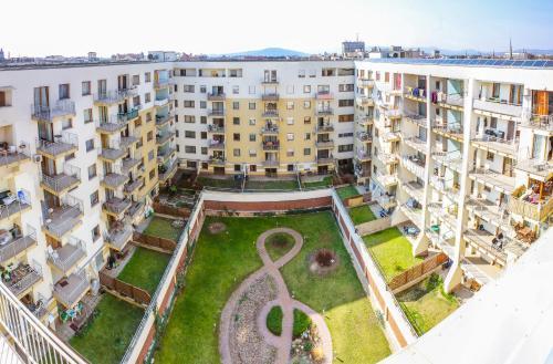 DnD Apartments Keleti Railway Station photo 86