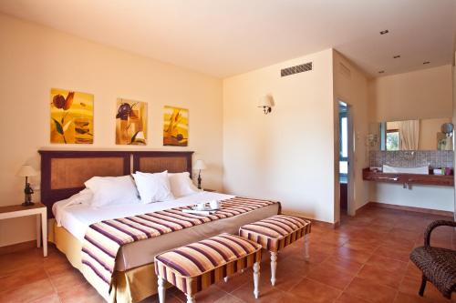 Double Room Agroturismo Can Jaume 10