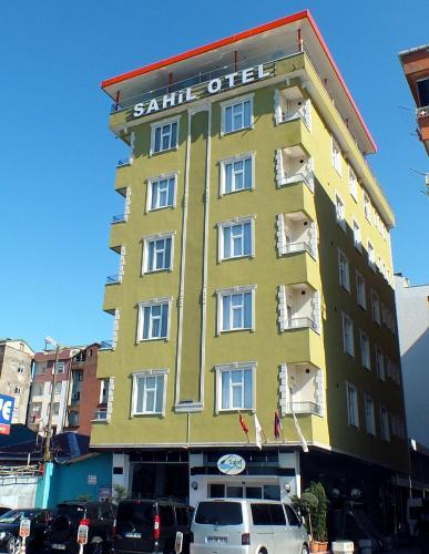 Cayeli Cayeli Sahil Hotel map