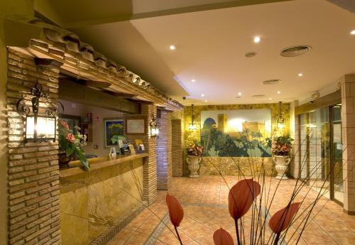 Фото отеля Hostal La Posada