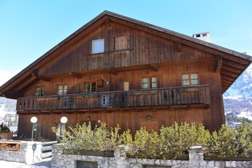 Villa Ronco Cortina d'Ampezzo
