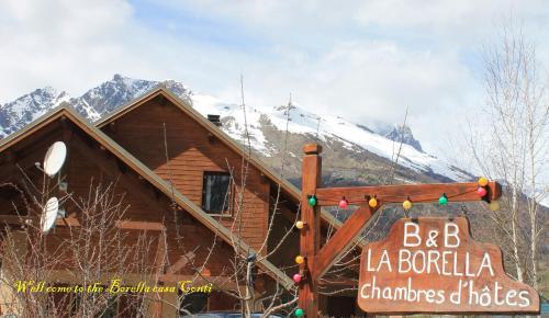 B&B La Borella Casa Conti - Accommodation - Vallouise