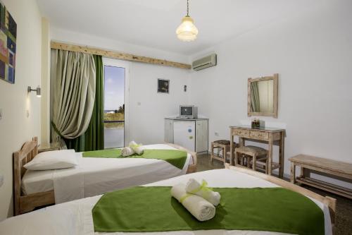 Kalathos Sun Hotel фотографии номера