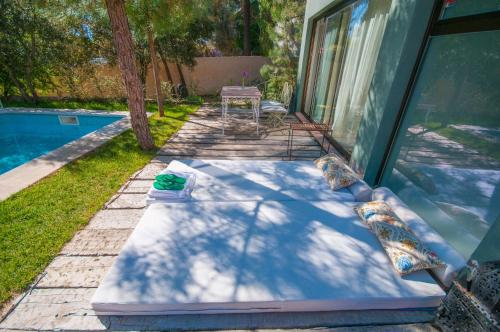 Suite con piscina privada - Uso individual Hotel Boutique Pinar 76