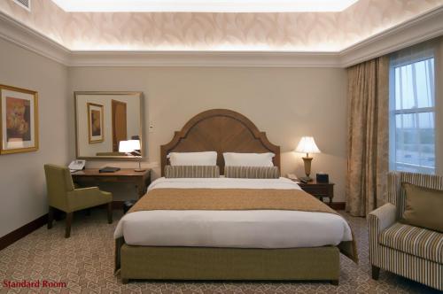 Ayla Hotel room photos