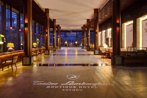 Tonino Lamborghini Hotel Suzhou photo 24