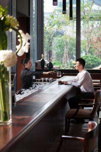 Tonino Lamborghini Hotel Suzhou photo 42