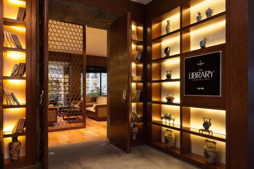 Tonino Lamborghini Hotel Suzhou photo 47