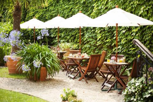 Garden Boutique Hotel impression