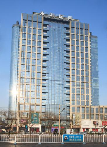 Beijing Xinxiang Yayuan Apartment (Sanlitun) photo 3