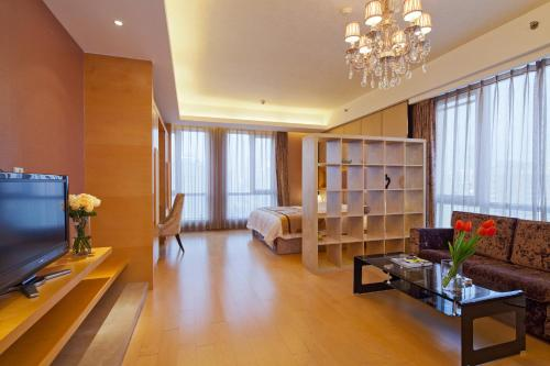 Beijing Xinxiang Yayuan Apartment (Sanlitun) photo 14