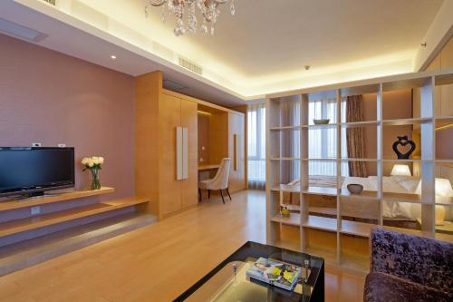 Beijing Xinxiang Yayuan Apartment (Sanlitun) photo 16