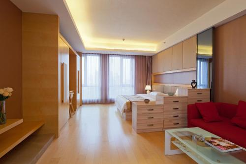 Beijing Xinxiang Yayuan Apartment (Sanlitun) photo 22