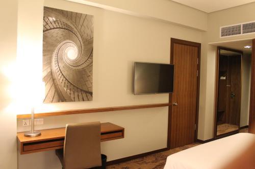 I Hotel Baloi Batam photo 22
