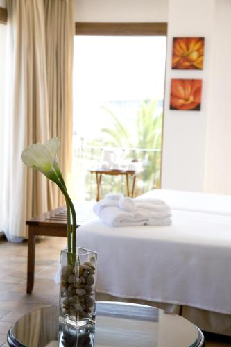 Junior Suite with Sea View - single occupancy La Posada del Mar 38