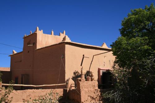 . Ecolodge Amskou Dades Kasbah