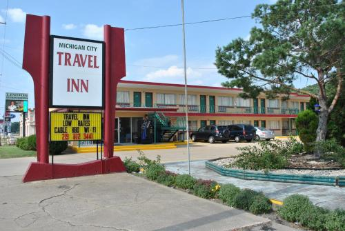 Travel Inn Motel Michigan City, Michigan City, IN