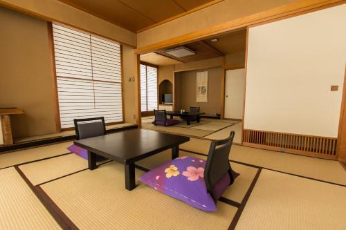 Deluxe Japanese Style Room - Smoking
