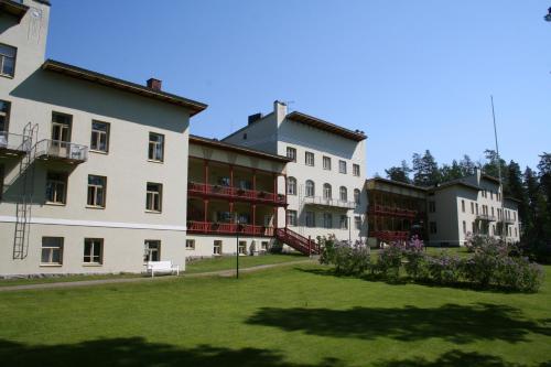 . Hotel Kruunupuisto