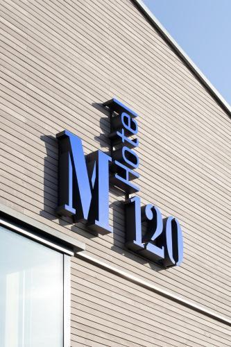 Hotel M120 photo 21