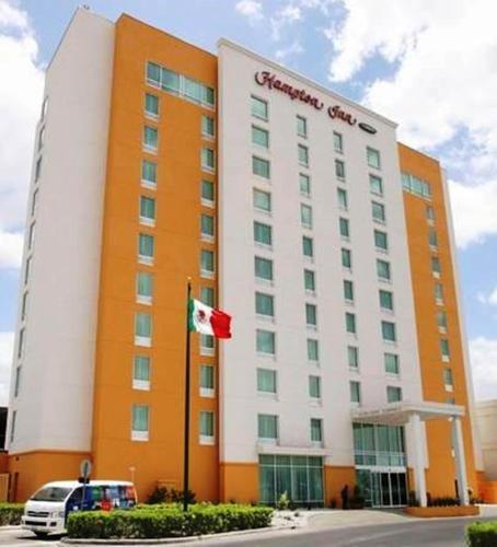 . Hampton by Hilton Reynosa Zona Industrial