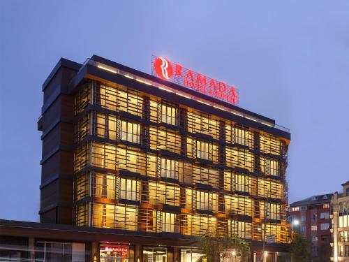 Istanbul Ramada Hotel & Suites Istanbul Sisli online reservation