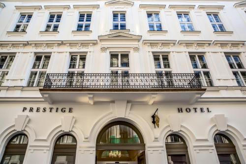 Prestige Hotel Budapest photo 22