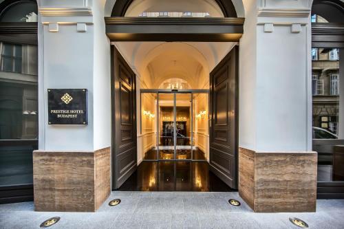 Prestige Hotel Budapest photo 23