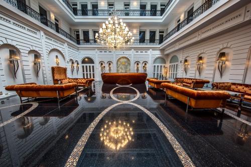 Prestige Hotel Budapest photo 41