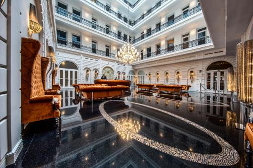 Prestige Hotel Budapest impression
