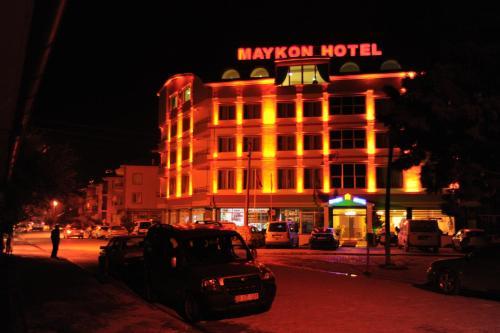 Çivril Maykon Hotel odalar