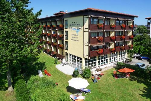 . Thermen-Hotel Rottaler Hof