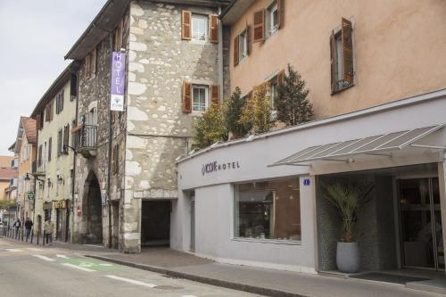 Icône Hôtel - Annecy - Hôtel - Annecy