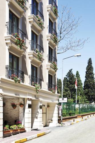 Istanbul Belle Maison Hotel&Residence adres