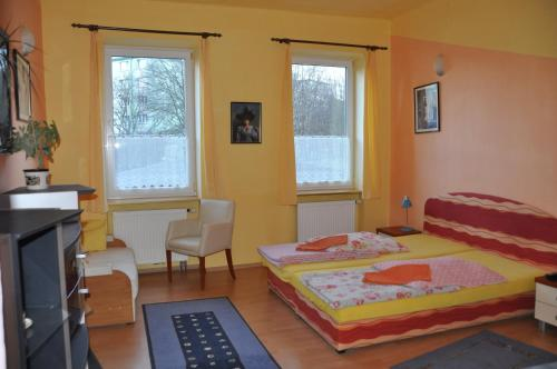Cameră triplă cu duş (Triple Room with Shower)