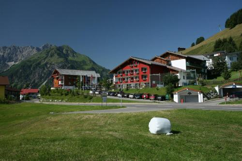 IFA Alpenrose Hotel Kleinwalsertal - Mittelberg