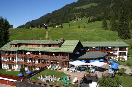 IFA Alpenhof Wildental Hotel Kleinwalsertal Kleinwalsertal/Mittelberg