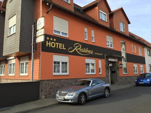 . Hotel Residenz Stockstadt
