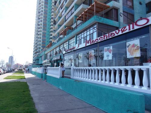 Hotel Departamento Frente al Mar