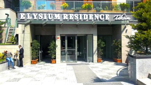 Istanbul Vip Taksim Elysium Residence tek gece fiyat