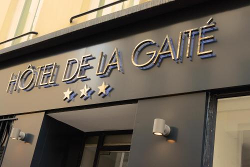 Hôtel de la Gaîté photo 24