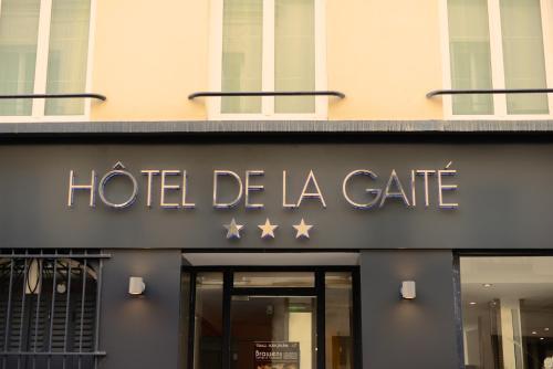 Hôtel de la Gaîté photo 25