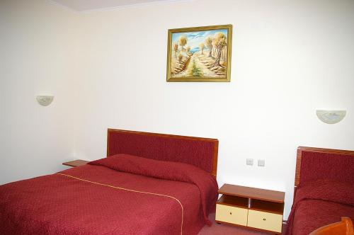 Cameră dublă deluxe cu balcon (Deluxe Double Room with Balcony)