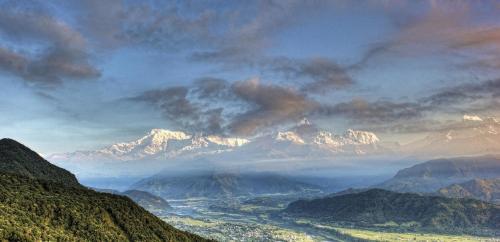 Lakeside, Pokhara, Kaski, Nepal.