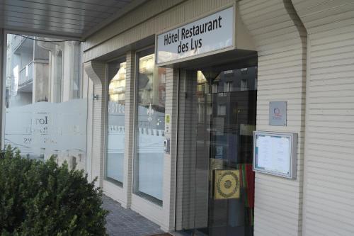 . Hôtel Restaurant Des Lys