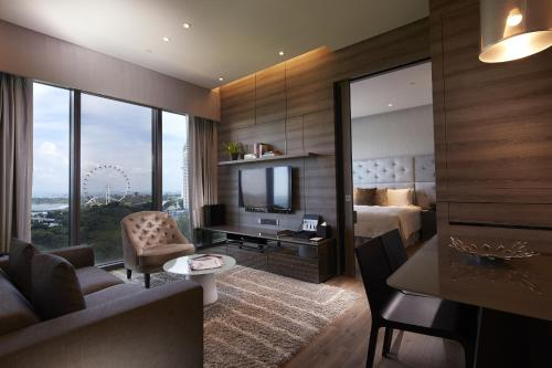 Pan Pacific Serviced Suites Beach Road photo 27