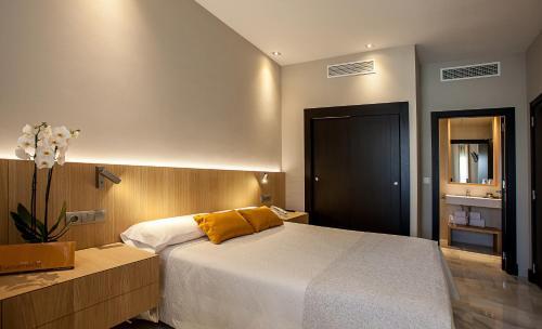Doppel- oder Zweibettzimmer Hotel Barrameda 5